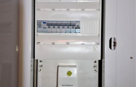 Rénovation d'un tableau électrique par votre électricien MCE à Gaillon
